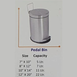 Pedal Bin