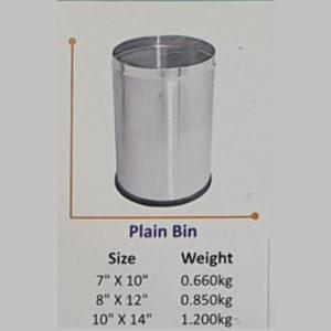 Plain Bin