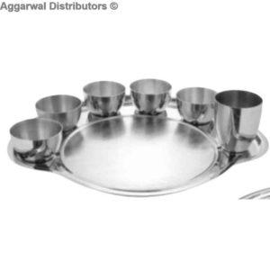 Steel Dinnerware