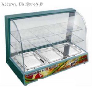 Display Food Warmers Imported Big-100W