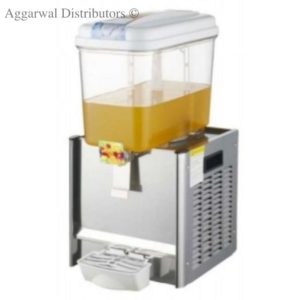 cold juice dispencer 1 tank