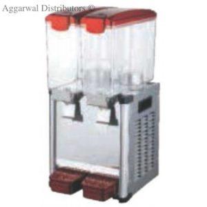 cold juice dispencer 2 tank- 9ltr