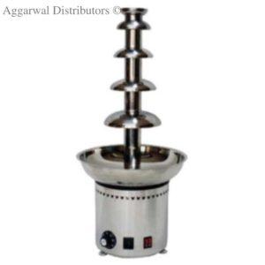 Chocolate Fountain Semi Professional -230W-5 Layer