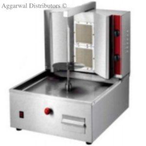 Gas Range Shawarma Machine 2 Burner