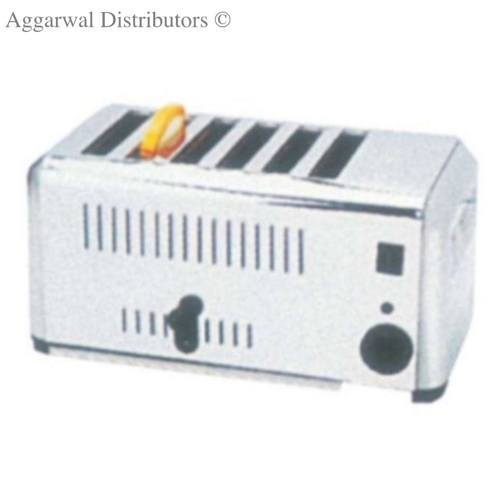 Slice Toaster 6 Slice-2500W