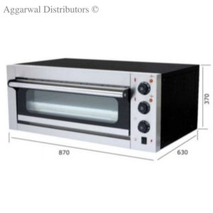 Stone Pizza Oven Medium