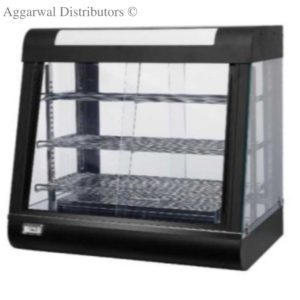 Display Food Warmers Imported Two Door Small