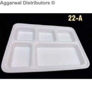 Acrylic Platter- 22 A-14.5x11.5