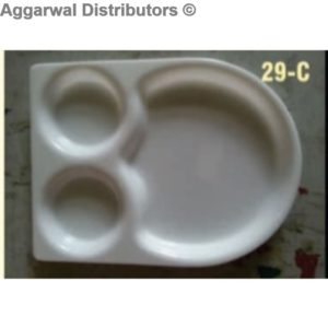 Acrylic Platter- 29 C-7.5x7.5