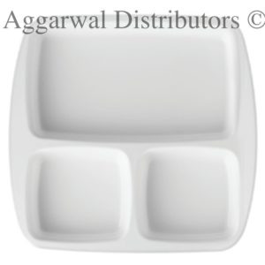 Servewell 3 Part Partition Plate