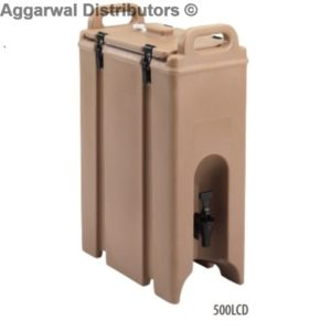 500LCD Camtainer: Insulated 18 L Beverage Container