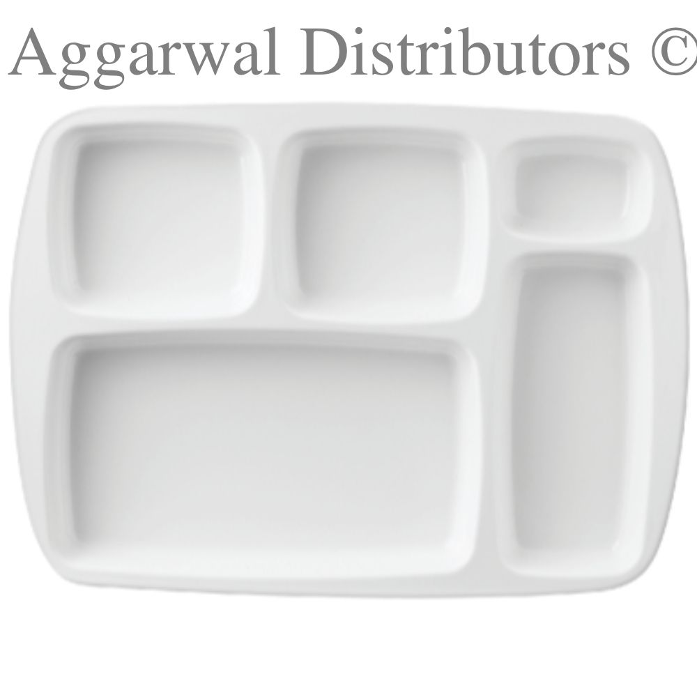 Servewell 5 Part Partition Plate