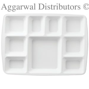 Servewell 9 Part Partition Plate