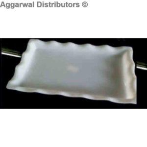 Acrylic Platter-524 [14.5x8.5x1.5]
