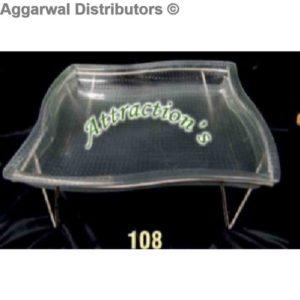 Attraction's Platter-108 [17x17x2]
