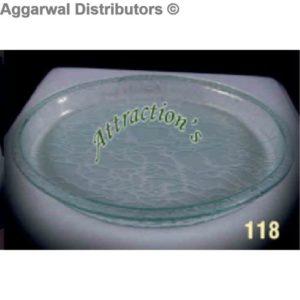 Attraction's Platter-118 [22x17x1.5]