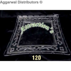Attraction's Platter-120 [13x13x1.4]