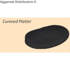 Glare Curved Platter
