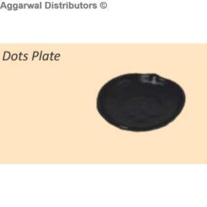 Glare Dots Plate