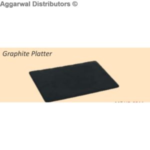 Glare Graphite Platter