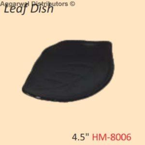Glare Leaf Dish