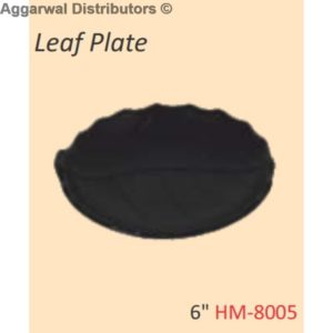 Glare Leaf Plate