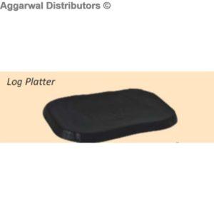 Glare Log Platter