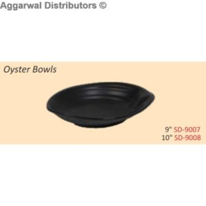 Glare Oyster Bowls