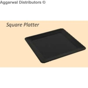 Glare Square Platter