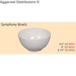Glare Symphony Bowls
