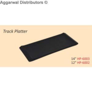 Glare Track Platter
