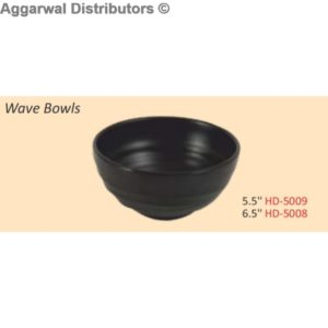Glare Wave Bowls
