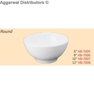 Glare Round Bowl