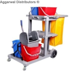 NGM_JANITOR Cart Multifunctional