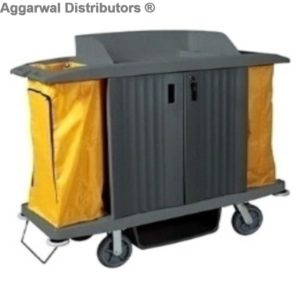 NGM_ROOM SERVICE TROLLY ( WITH DOOR)