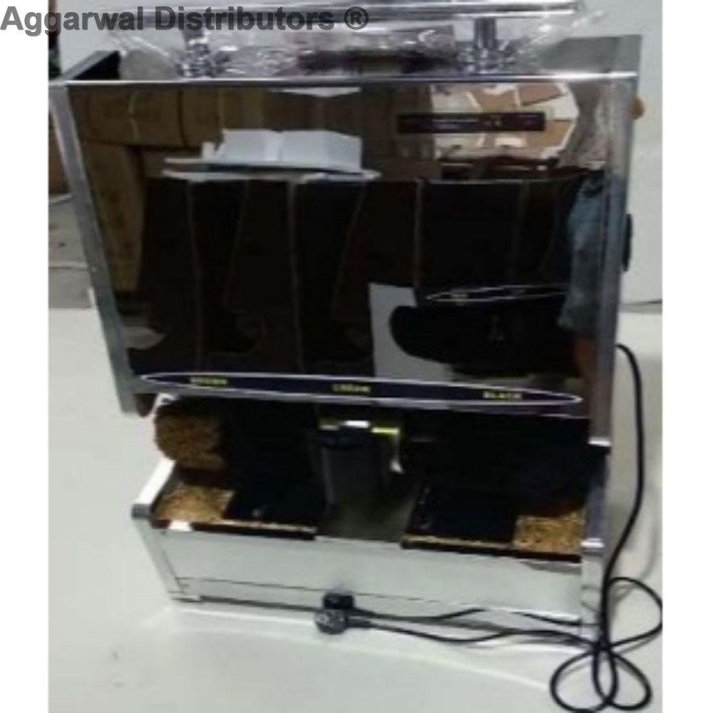 NGM_SSM-C4-Shoe Shine Machine with Sole Cleaner(BIG)