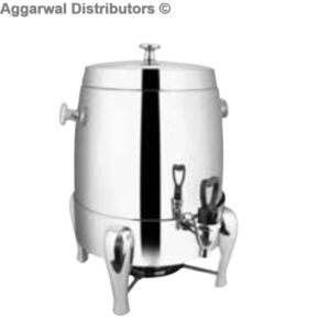 Regency Coffee Urn W/YL Legs-12 ltr