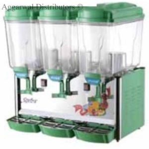 Regency Cold Juice Dispenser 18 ltr x3
