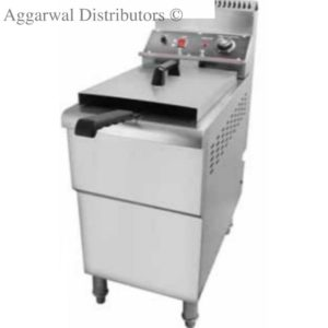 Regency Gas Fryer Single 17 ltr
