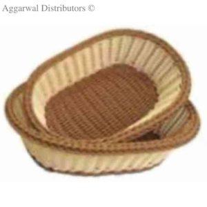 Regency Oval Bread Basket