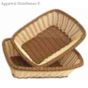 Regency Rectangular Bread Basket