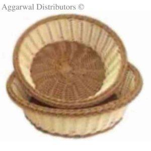 Regency Round Bread Basket