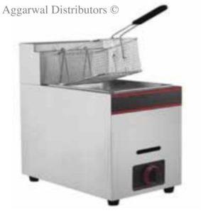 Regency Single Gas Fryer 6 ltr