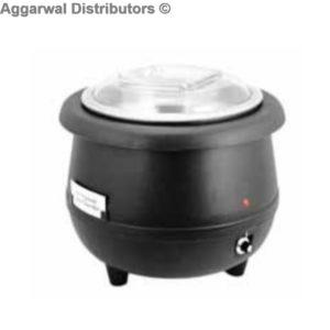 Sunnex Round Electric Soup Warmer-450W