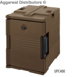 UPC400 Insulated Front Loading Container for Transporting Gastronorm Food Pans