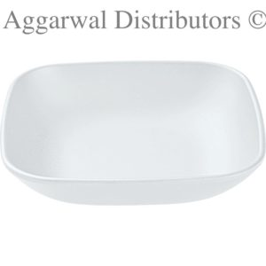 Servewell Glen Sq Sauce Plate-S2718