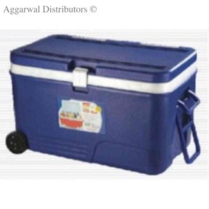 Ice box 60 ltr with wheel & Long Tale