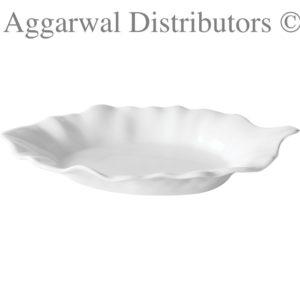 Servewell Leaf Platter
