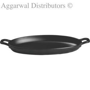 Servewell Oval Servo Dish with Handle