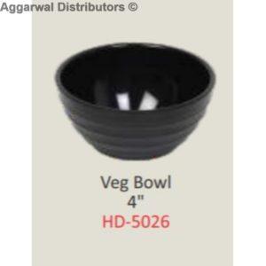 Glare Persian Matte Veg Bowl 4 -HD5026